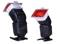 Falcon Eyes Kleurenfilters CFA-30K voor Speedlite Camera Fli
