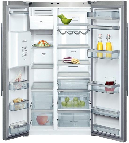 neff k5950n1 side by side nofrost koelkast 351l. Black Bedroom Furniture Sets. Home Design Ideas