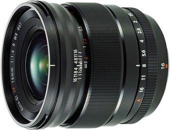 Fuji XF 16mm f 1.4 WR - X-Serie