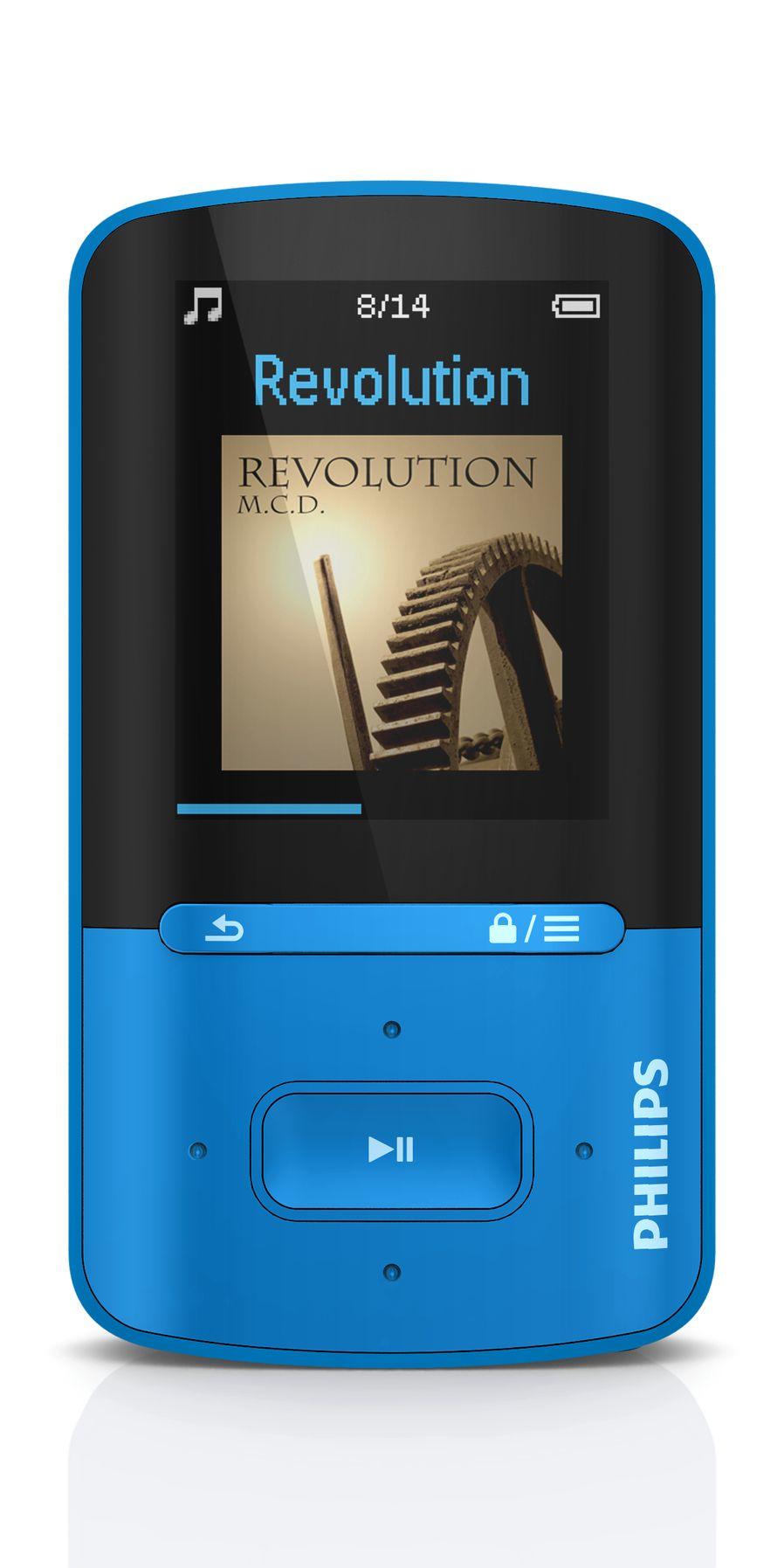 Using Philips Songbird Software