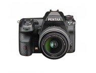 Pentax K-3 Mark II Boîtier + 18-55mm - Noir