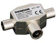 Thomson coax antenne splitter tv