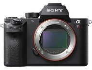 Sony A7r Mark II Body - Zwart