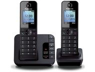 Panasonic dect KX-TGH222NLB Draadloze telefoon zwart