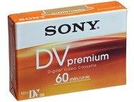 Sony Premium DV DVM 60
