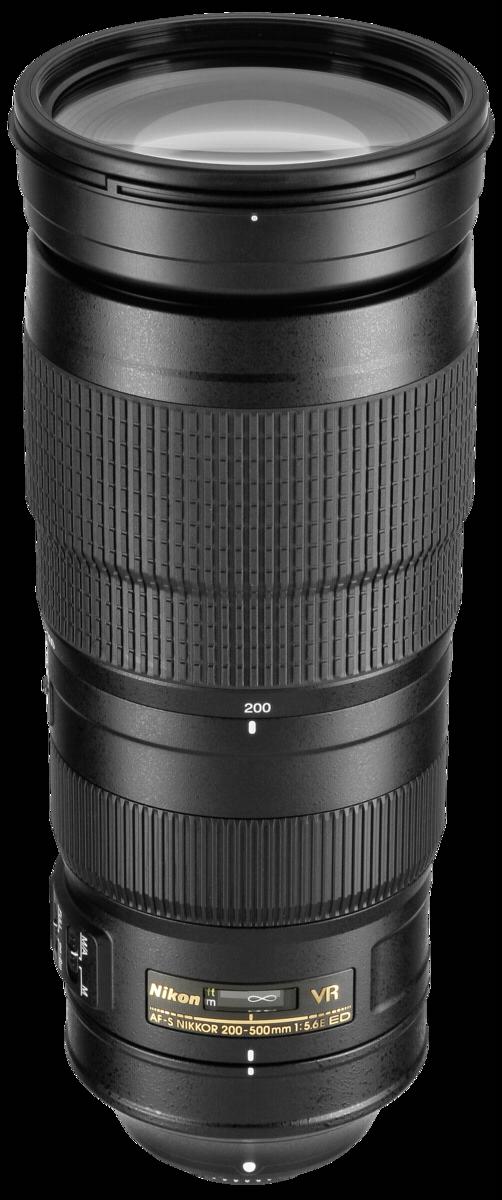 Nikon 200-500mm VR Review | 1200x502