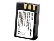 Hama Batterie Li-Ion 1000 mAh 7,4V (équivalent NIKON EN-EL9)