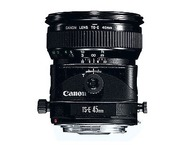 Canon TS-E 45mm f 2.8 Tilt  Shift