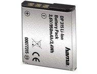 Hama Batterie Li-Ion DP 315 pour Sony NP-BG1