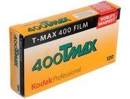 Kodak T-MAX 400 120 - 5 stuk