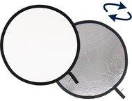 Lastolite 120cm Reflector Silver / White