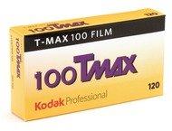 Kodak T-MAX 100 120 - 5 stuk