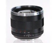 Zeiss Planar T* 85mm f/1.4 Canon