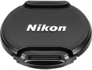 Nikon LC-N40.5 40.5mm Voorlensdop zwart