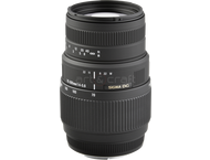 Sigma 70-300mm F4.0-5.6 DG Macro Canon AF
