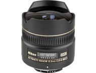 Nikon AF DX 10.5mm f/2.8 G ED