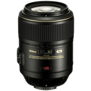 Nikon Micro 105mm VR f 2.8G ED AF-S