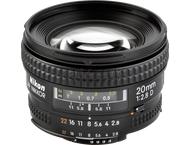 Nikon 20mm f 2.8 AF