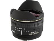 Sigma 15mm F2.8 EX DG Diag. Fisheye Nikon-D AF