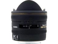 Sigma 10mm F2.8 EX DC HSM Fisheye Canon AF