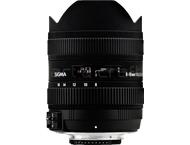 Sigma 8-16mm F4.5-5.6 DC HSM  Canon AF