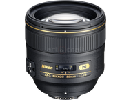 Nikon AF-S 85mm f/1.4 G