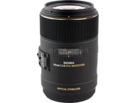 Sigma 105mm f2.8 EX DG MACRO OS HSM Nikon AF