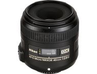 Nikon Micro 40mm f 2.8G DX AF-S