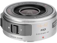 Panasonic Lumix G X PZ 14-42mm f/3.5-5.6 Power OIS - Zilver