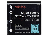 Sigma Li-ion Battery BP-31