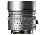 Leica M Summilux 50mm f/1.4 - Argent