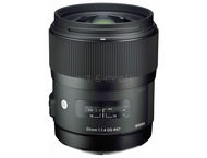 Sigma 35mm F1.4 DG HSM Art Sony A-Mount