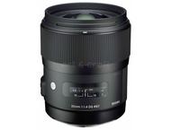 Sigma 35mm F1.4 DG HSM (A) Sony
