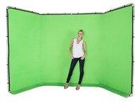 Lastolite Panoramic 4m Background - Greenkey
