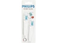 Philips HX2012/30 2X Sensiflex Opzetborstel     (Phhx2002)
