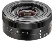 Panasonic Lumix G VARIO 12-32mm f/3.5-5.6 Power OIS - Zwart