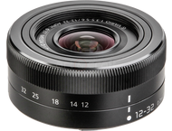 Panasonic Lumix G VARIO 12-32mm f/3.5-5.6 Power OIS - Noir