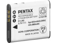 Pentax Li-ion batterij D-LI92