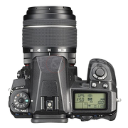 Pentax K-3 Body + 18-55mm + 50-200mm - Zwart