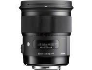 Sigma 50mm F1.4 DG HSM (A) Nikon