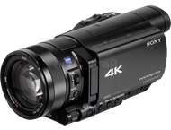 Sony FDR-AX100 4K Ultra HD-camcorder