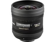 Sigma 4.5mm F2.8 EX DC HSM Fisheye circ. Sony AF