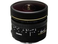 Sigma 8mm F3.5 EX DG Fisheye circ. Sigma AF