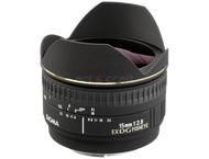 Sigma 15mm F2.8 EX DG Diag. Fisheye Sigma AF