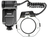 Sigma EM-140 DG MacroflitSony Er 55/58mm SA-STTL