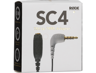 Rode SC4  - TRS to TRRS Adapter