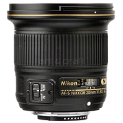 Nikon 20mm f/1.8G ED