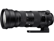 Sigma 150-600mm F5-6.3 DG OS HSM (S) Canon