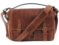 Ona Bags Prince Street Leather - Antique Cognac