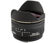Sigma 15mm F2.8 EX DG Diag. Fisheye Minolta/Sony AF